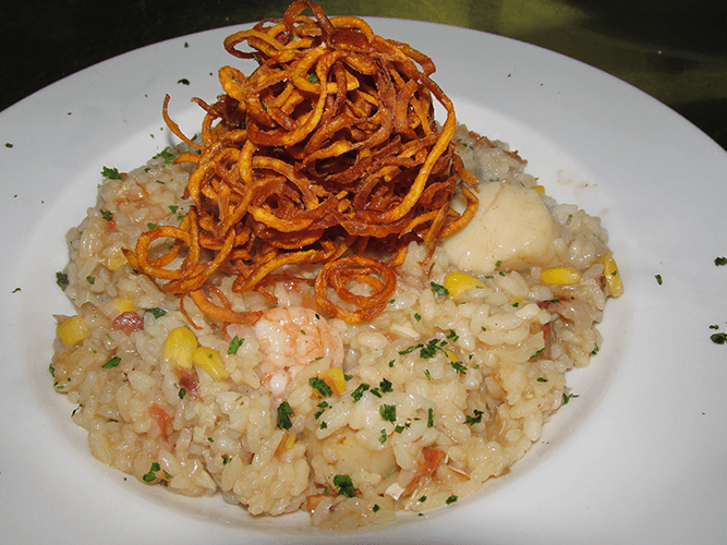 Wanchese Fisherman's Risotto
