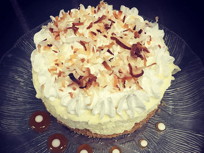 Desserts - Coconut Cream Pie